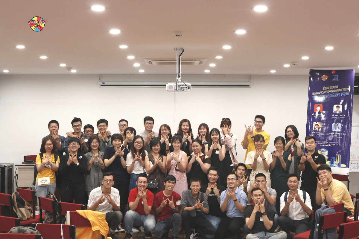 RECAP | Workshop Ứng dụng Gamification Marketing trong ngành F&B