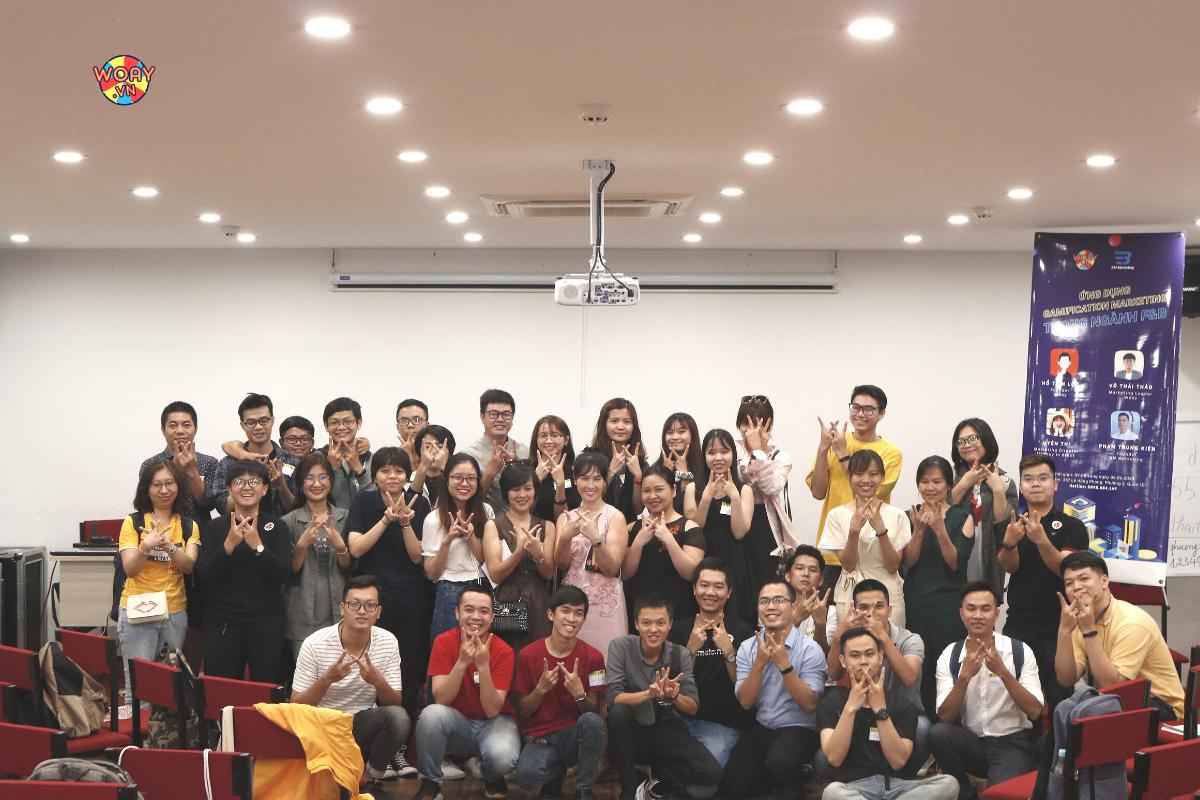 RECAP | Workshop Ứng dụng Gamification Marketing trong ngành F&B