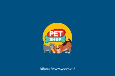 Thiết kế minigame: Cửa hàng chăm sóc thú cưng